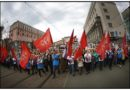 9 мая Бессмертный полк Танкограда прошёл по улицам Челябинска в пятый раз