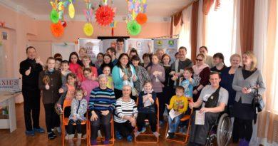 Представители Общественной палаты области и детский омбудсмен побывали в гостях у особых детей